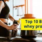 best protein powder in India